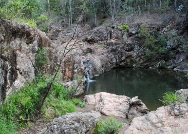 rocky hole - a true oasis