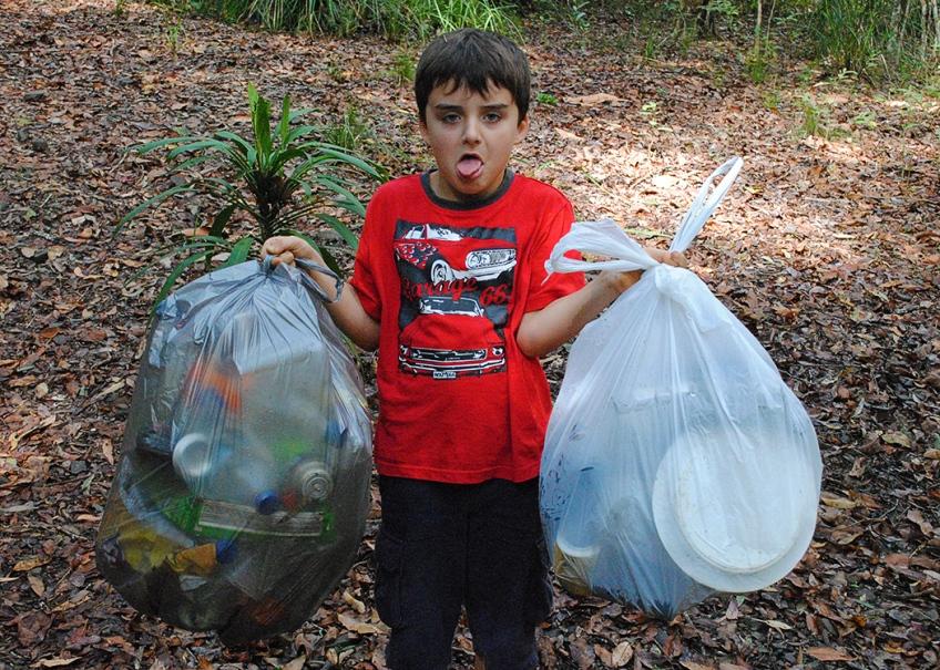 rubbish dump haul