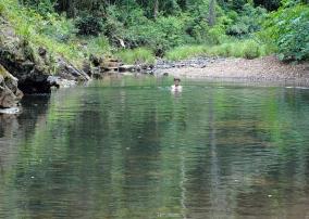 Neurum Creek waterhole